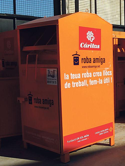@rropa: reciclar ropa, reciclar personas