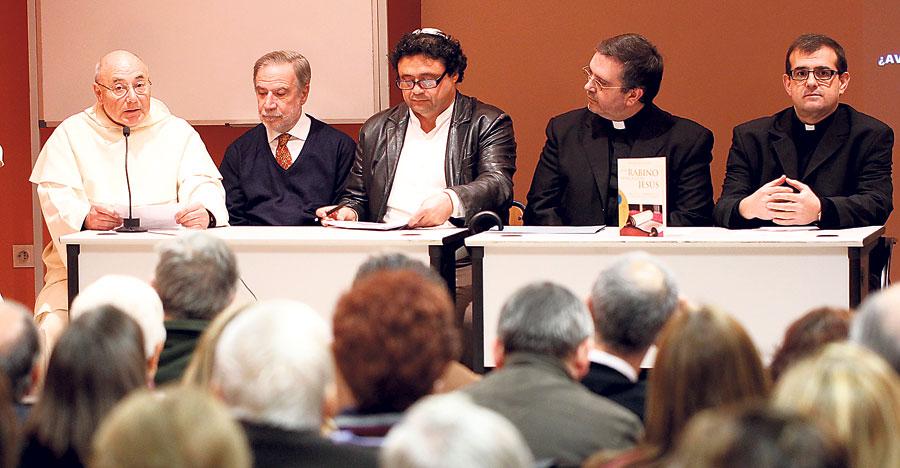 Ser testigos de un solo Dios en el mundo, reto para cristianos y judíos Primera jornada sobre las relaciones judeo-cristianas en Valencia
