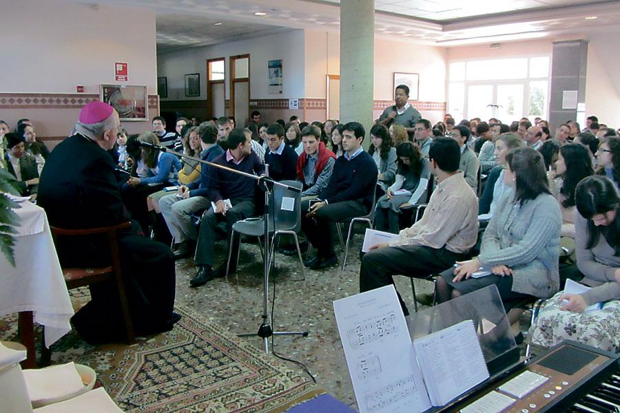 Jóvenes de la Obra de San Juan de Ávila se reúnen en Llíria