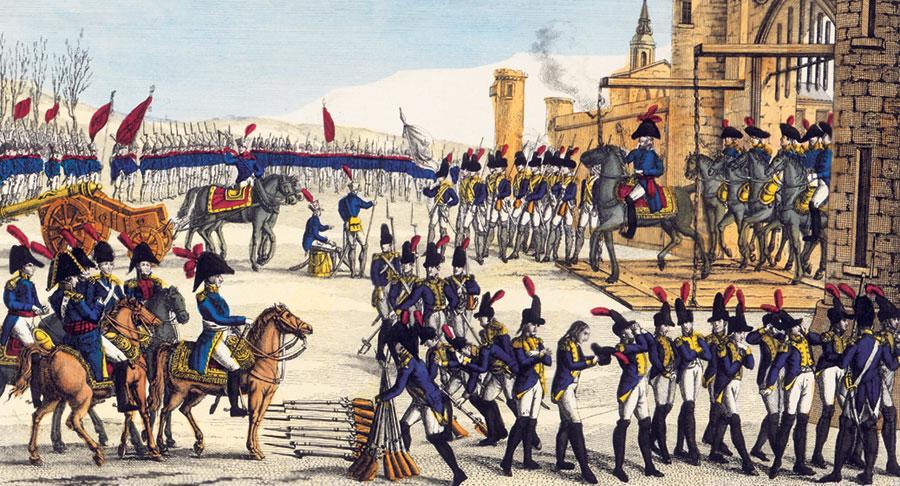 200 años del expolio de iglesias valencianas por las tropas napoleónicas