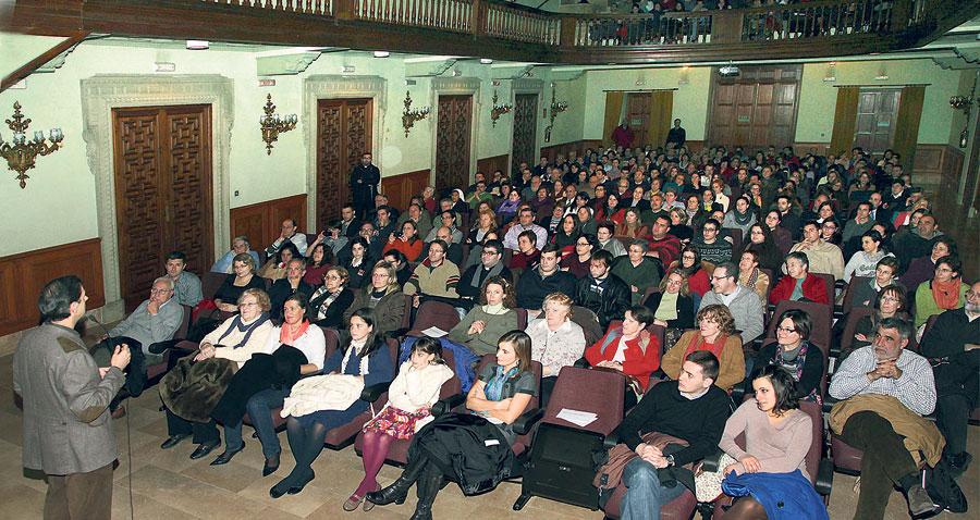 Música, cine y alegría con fe y razones La diócesis acoge el mismo fin de semana dos masivos actos: el concierto de Martín Valverde y la I Muestra de cine espiritual