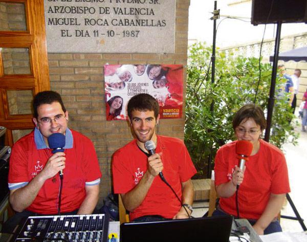 El IDR, también en las ondas de Radio Bocairent El espacio se emite los domingos de 17 a 18.15 h.