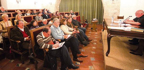 Entidades de atención a enfermos reflexionan sobre el acompañamiento integral en la enfermedad Pastoral de la Salud congrega a más de 40 entidades en una jornada en Valencia