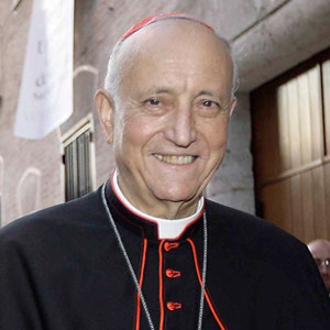 Misa funeral en el primer aniversario de la muerte del cardenal Agustín García-Gasco A las 09:30, el lunes 1 de mayo en la Seo, será presidida por Don Carlos