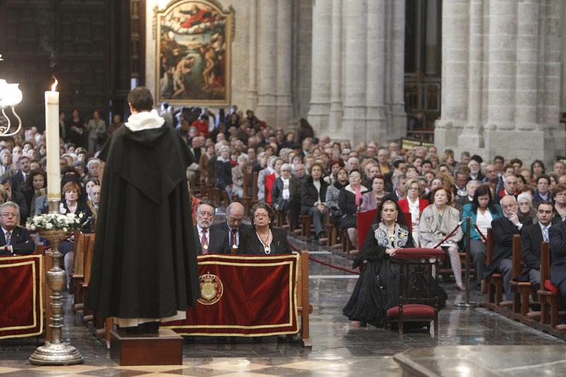 El Cardenal abrirá el Año Santo Jubilar de  san Vicente Ferrer el día 9 en la Catedral La diócesis contará con 14 templos jubilares en localidades de la provincia de Valencia y Alicante