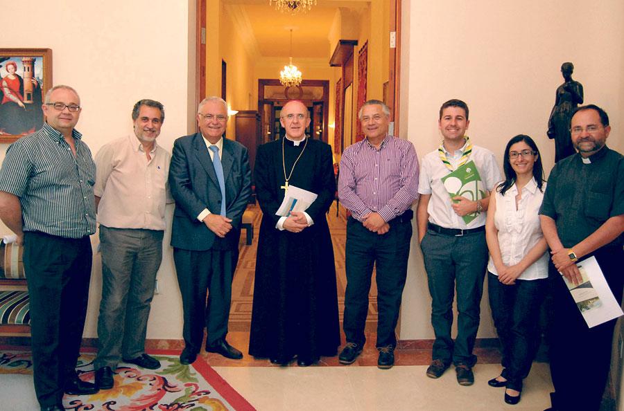 Nace la Fundació Sant Maure de Juniors MD La fundación se crea para fomentar la pastoral de infancia y juventud de la archidiócesis