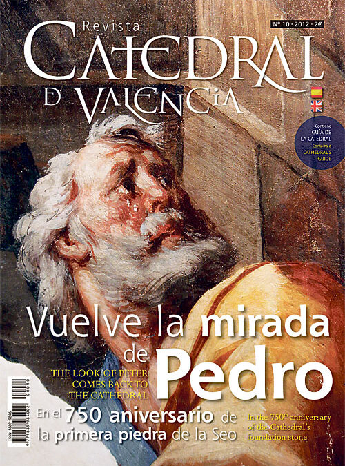 La catedral de Valencia inició su construcción hace ahora 750 años La Revista Catedral de Valencia llega a su edición número 10 y realiza un recorrido histórico desde la colocación de la primera piedra.