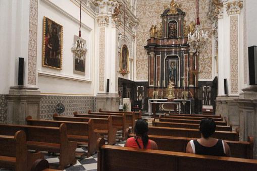 La Capilla de Adoración Eucarística  Perpetua busca refuerzos para agosto En los turnos de mañana y tarde de los fines de semana