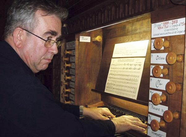 """Música para la conversión Mons. Valentín Miserachs, Dtor. del Pontifico Instituto de Música Sacra a PARAULA:""""He sido testigo de cómo a muchas personas una música sacra  adecuada les ha ayudado a volver a Dios"""""""