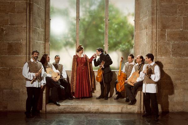 Cinco siglos después, la Catedral recupera el 'Canto de la Sibila' A cargo de la Capella de Ministrers con los instrumentos de los Ángeles Músicos del siglo XV