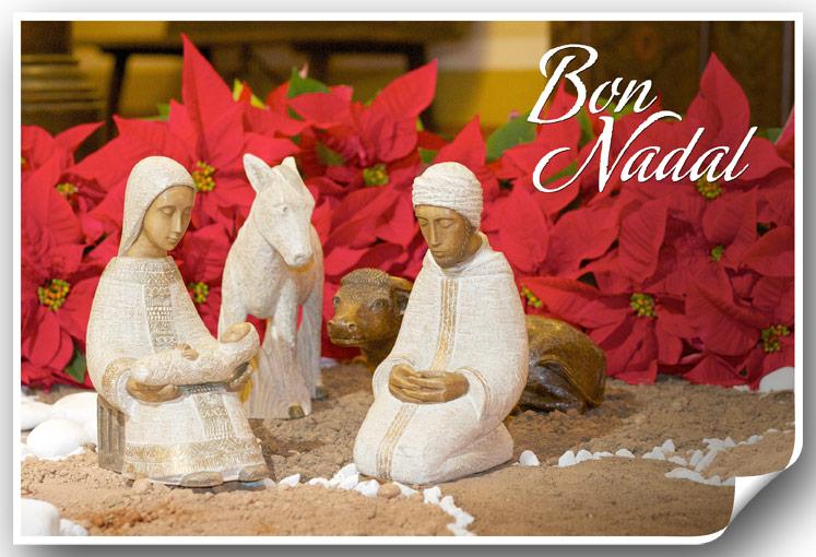 Ruta de nacimientos en Valencia para visitar en Navidades Una de las actividades para realizar toda la familia durante estas fiestas y que además escanta a los niños