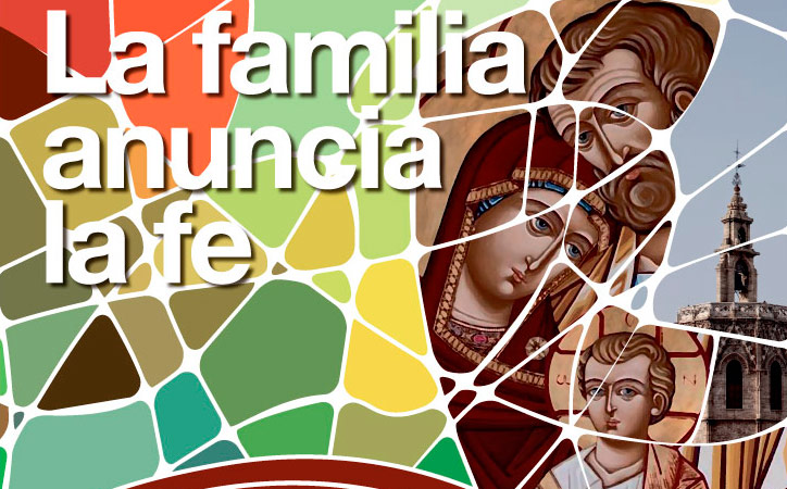 El Arzobispo convoca un 'Día de la familia'  el próximo 29 de diciembre en Valencia Con comida de fraternidad, rezo del Rosario entre padres e hijos y celebración de la Eucaristía en la Catedral
