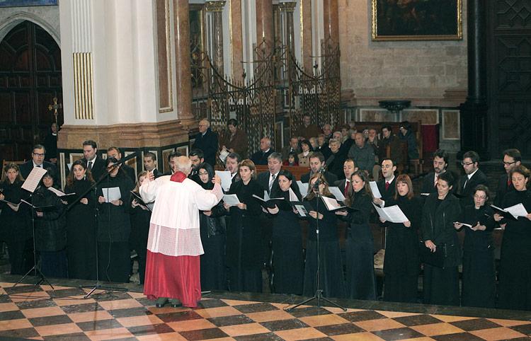 El músico valenciano José Climent compone la primera misa en honor de San Vicente Mártir, por encargo del Arzobispo Será interpretada durante la celebración de la misa pontifical