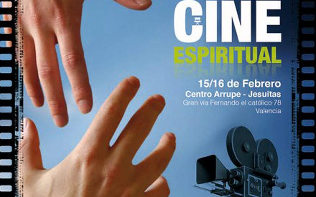 ¿Un buen plan?…una tarde de cine II Muestra de Cine Espiritual el viernes 15 y el sábado 16 de febrero