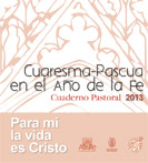 Cuadernos para la Cuaresma y la Pascua en parroquias y colegios Podrán consultarse en las páginas web del Arzobispado y del IDR