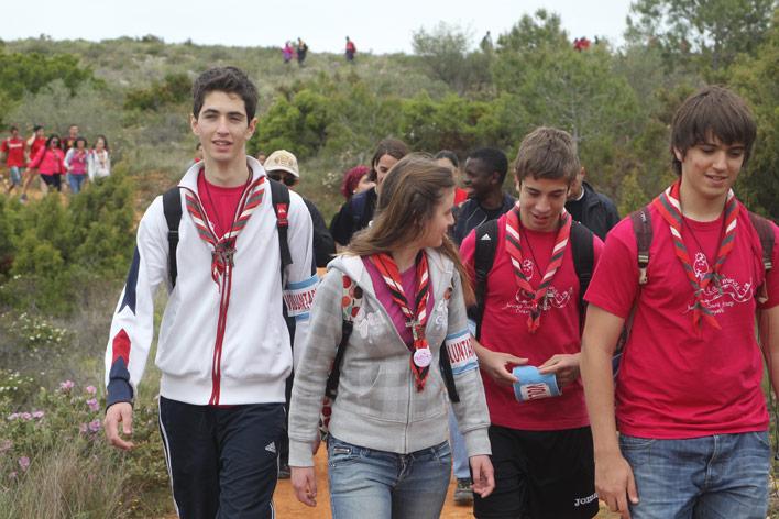 Ruta Gent Jove: naturaleza y fe El próximo 2 de marzo desde Buñol hasta Siete Aguas