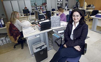 """""""Disfruto mucho de mi marido, mis tres hijos… y mi trabajo"""" Entrevista a Isabel Muñoz Criado, nueva directora  del Centro de Investigación Príncipe Felipe de Valencia"""