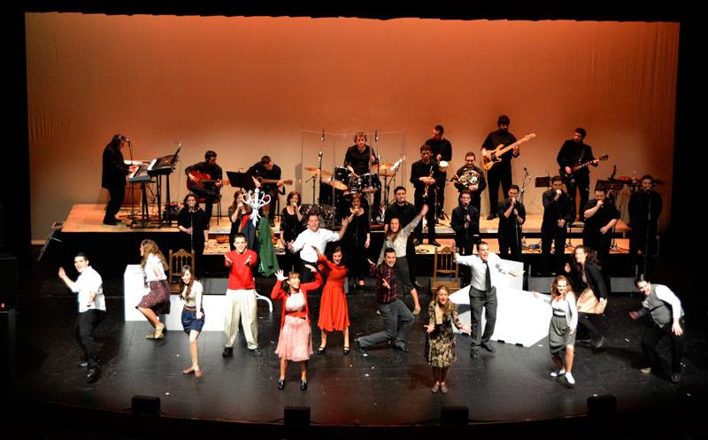 El musical 'No tengáis miedo' llega a Gandía el próximo día 6 de abril Relata la vida del beato Juan Pablo II
