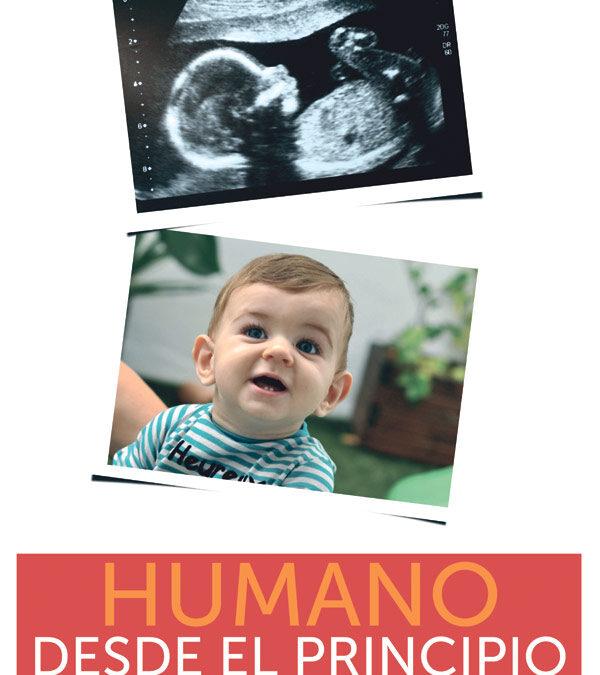 """""""Éste soy yo… humano desde el principio"""": nueva campaña por la vida de la CEE En Facebook se invita a los usuarios a cambiar, durante este mes de abril, su avatar por una ecografía"""