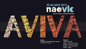 La Noche y Arte en Oración, en Burjassot este 20 de abril El lema escogido este año es el de 'Aviva'