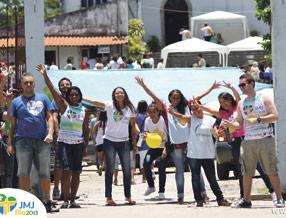 Doscientos jóvenes, de Valencia a Río, vía JMJ Viajarán a Brasil del 18 de julio al 1 de agosto en una peregrinación organizada por la comisión diocesana para la Infancia y Juventud del Arzobispado de Valencia