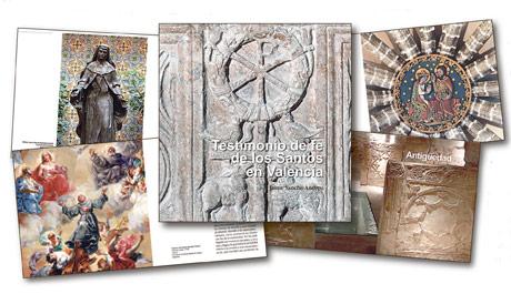 'Testimonio de fe de los Santos en Valencia', nuevo libro del IDR Obra del sacerdote Jaime Sancho Andreu y prologado por monseñor Carlos Osoro