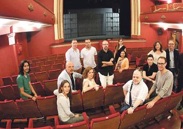 Ya a la venta las entradas para el  musical 'Star Desamparados', que  estrenará el Talía a beneficio de MAIDES Se estrenará el 12 de septiembre y las entradas tienen un coste de 15 euros