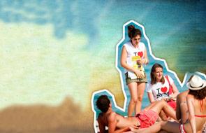 Jóvenes españoles y franceses evangelizarán en las playas de Xàbia Festival Anuncio 21 agosto -1 septiembre