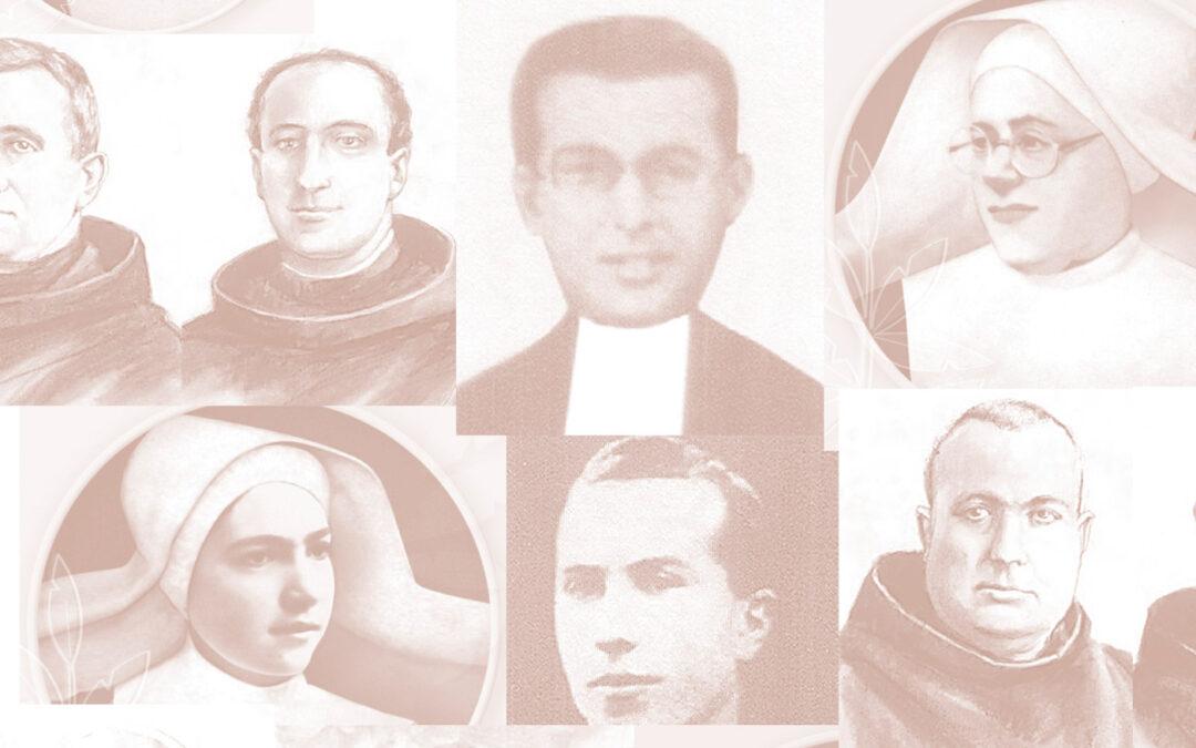 Dieron su vida por Cristo y perdonando Numerosos autobuses partieron de la diócesis de Valencia para asistir a la beatificación en Tarragona de  un total de 522 mártires, 35 en la Comunitat Valenciana, que murieron en 1936 por defender a Cristo