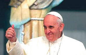 """""""¿Qué andarán haciendo las  monjas que no pueden atender?"""" La llamada del papa Francisco a las Madres Carmelitas Descalzas de Lucena"""