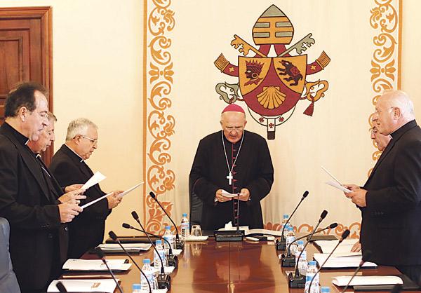 Los obispos de la Provincia Eclesiástica Valentina serán recibidos por el Papa a finales de febrero Además de preparar la visita Ad Limina, aprueban un documento sobre el sacerdocio