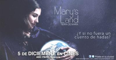 PARAULA te invita al preestreno de 'Tierra de María' La nueva película de Juan Manuel Cotelo