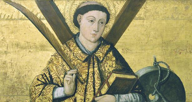 Texto del s.IV del martirio de San Vicente Mártir