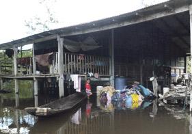 La Fundación Ad Gentes pide ayuda  humanitaria urgente para Bolivia Las inundaciones han aislado poblados y anegado cosechas