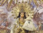 PARAULA regala la lámina de la Virgen de los Desamparados Tal y como luce ya restaurada
