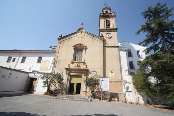 El monasterio franciscano de Santo Espíritu de Gilet reabre su hospedería tras diez meses de restauración Con más de cien años, se encuentra junto al primitivo convento fundado en el siglo XV
