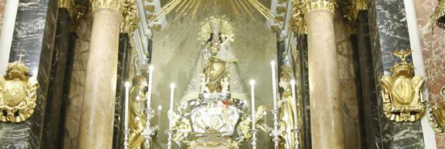 La Mare de Déu,  a los ojos de todos como hace 350 años Tras cinco meses desde el inicio de los trabajos, en una solemne celebración presidida por el Arzobispo