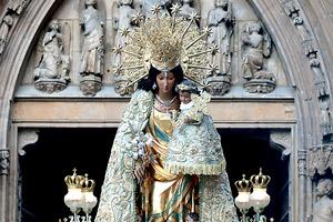 Los mayores se encontrarán el 5 de junio con la Mare de Déu en la Seo Participarán en una misa presidida por D. Carlos