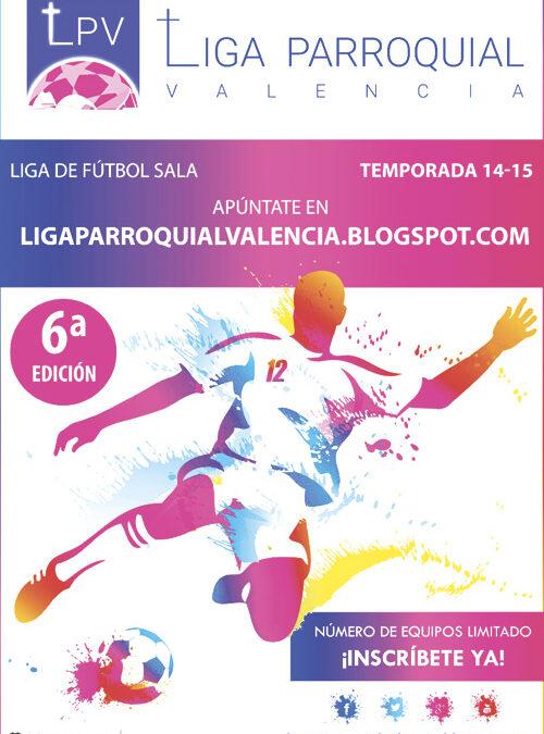 Fútbol entre parroquias