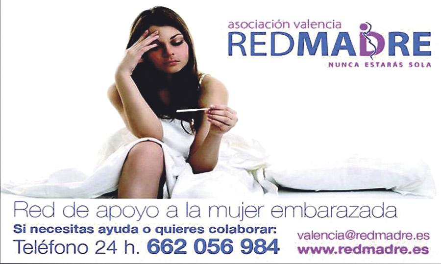 Red Madre atendió en Valencia durante 2013 a 65 mujeres y evitó 43 abortos La entidad ha presentado la memoria anual de actividades