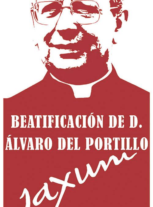 Miles de valencianos asistirán en Madrid a la beatificación de Álvaro del Portillo En peregrinaciones organizadas por parroquias y colegios