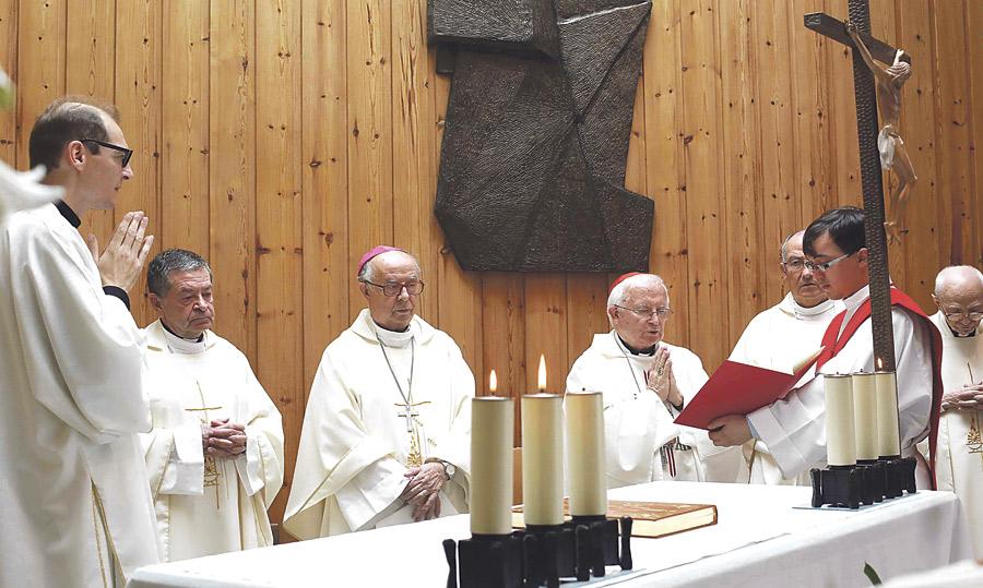 Este trimestre don Antonio comienza la visita pastoral a la Archidiócesis El Cardenal lo anuncia durante la  celebración de Santo Tomás de Villanueva