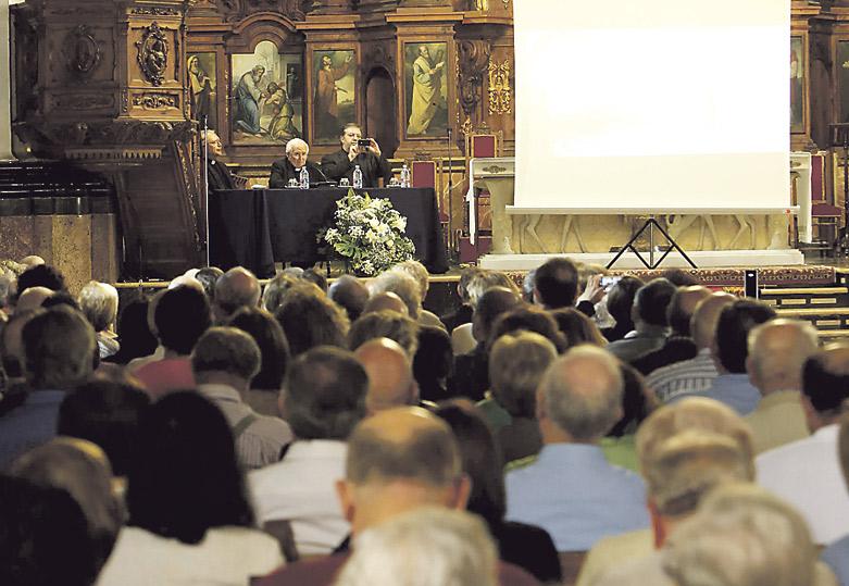 Algemesí, Alboraya, Ontinyent y Valencia  reciben el IDE El Cardenal presenta el nuevo plan pastoral a las vicarías