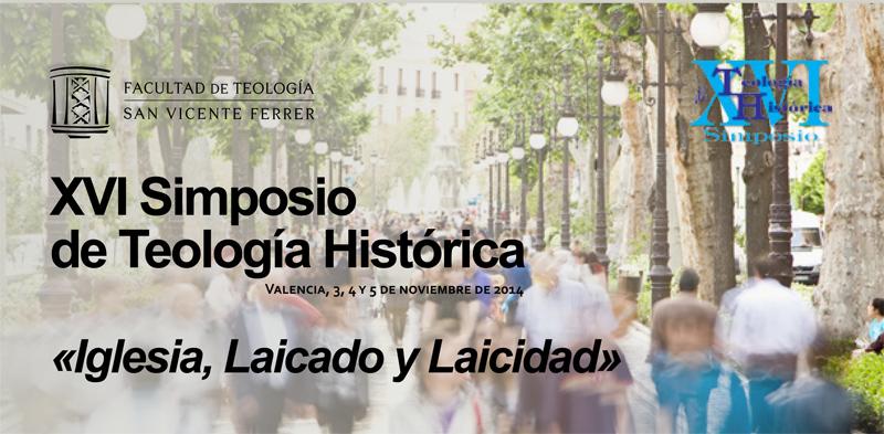 La Facultad de Teología dedica su simposio sobre teología histórica al laicado y laicidad Tendrá lugar del 3 al 5 de noviembre