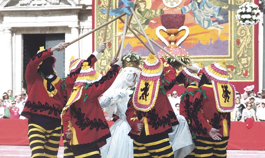 Valencia se prepara para celebrar la 'Festa Grossa' de la ciudad Programa de actos