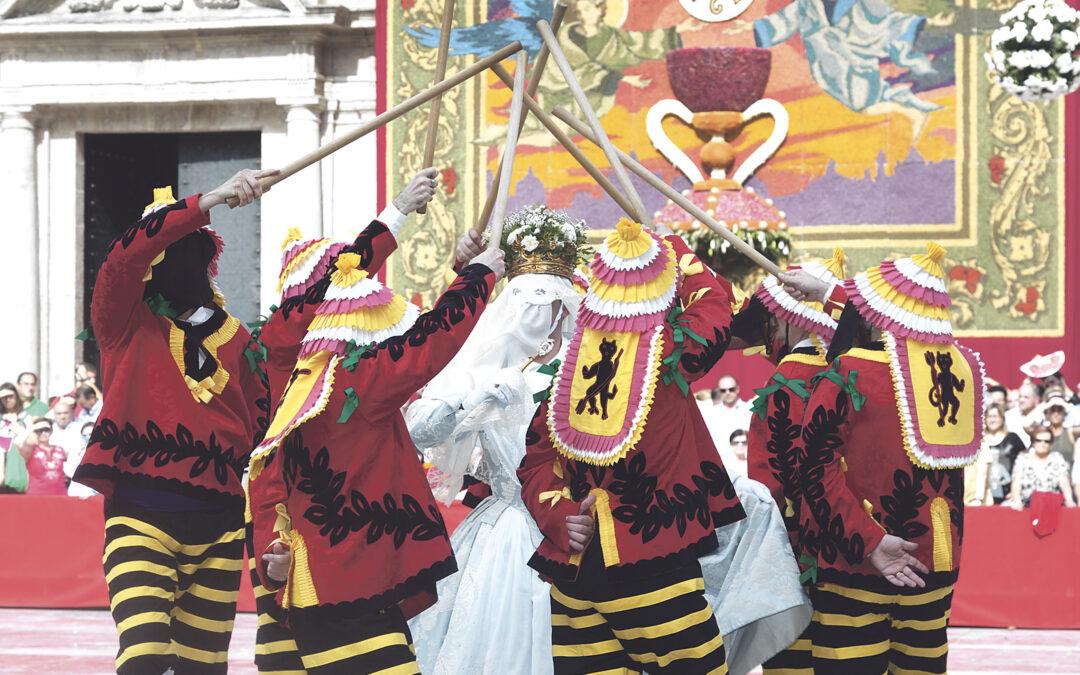 Un congreso reunirá a representantes de la fiesta del Corpus en la Comunidad Valenciana Tendrá lugar el 22 y 23 de noviembre en el Centro Cultural la Beneficencia