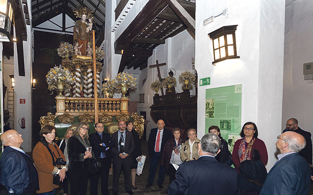 Finaliza el I Congreso sobre la fiesta del  Corpus con el objetivo de ampliar su estudio Con la participación de representantes de la fiesta en ocho localidades de la Comunidad Valenciana