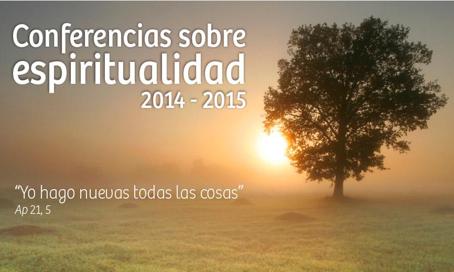 Vigencia actual de la espiritualidad  histórica en la 'Semana de espiritualidad' En cinco conferencias, del día 24 al 28, en la calle Avellanas, 12, de Valencia