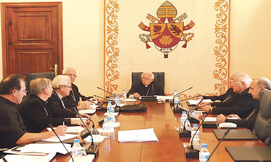 """""""La falta de valores"""", preocupación de los obispos de la Provincia Eclesiástica El cardenal Cañizares preside por primera vez su reunión"""