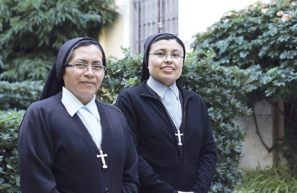 Una nueva comunidad de religiosas en  Valencia: las Siervas Guadalupanas Su carisma, servir y seguir a Jesús en sus sacerdotes
